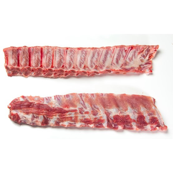 Atria Pork Loin Backribs 20-24DN 570-680g frozen
