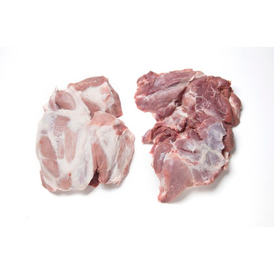 Atria Pork Shoulder boneless 90/10% frozen
