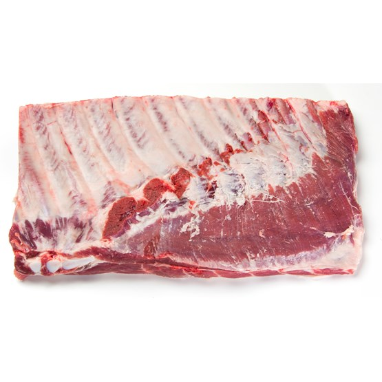 Atria c20kg Pork Belly bone-in rindless  frozen