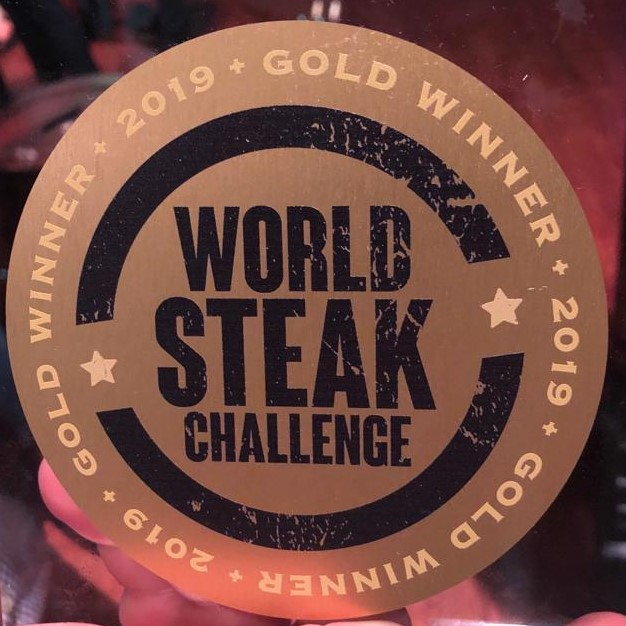 The best steak in the world comes from Atria!