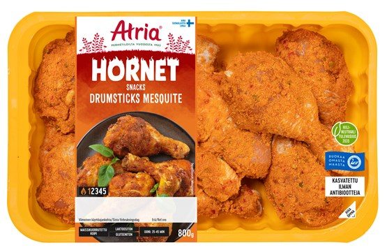 Atria 800g Hornet Snacks Drumsticks
