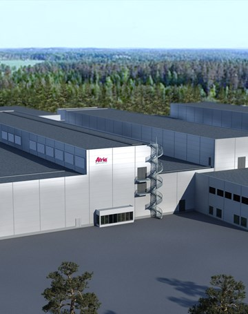 Atria makes the largest investment in its history – €155 million to expand poultry production