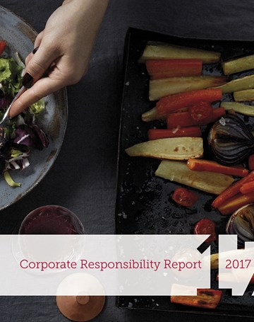 Corporate Responsibility Report 2017