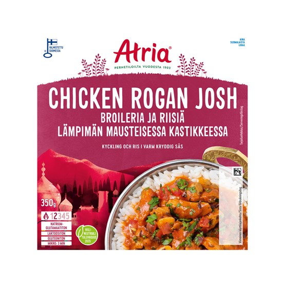 Atria 350g Chicken Rogan Josh