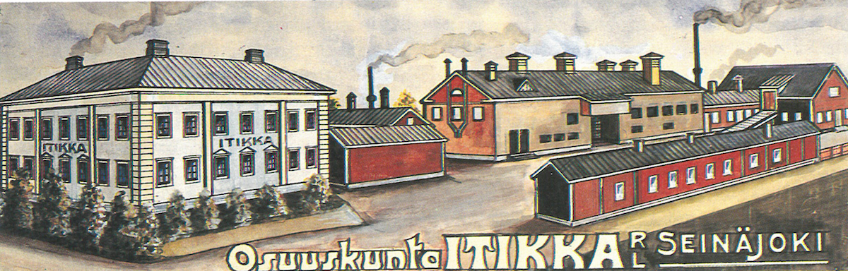 When the sausage factory is completed in Itikanmäki in 1937, it is stated with pride that the factory meets the most exacting requirements. After the mid-1930s, the factory area actually begins to look like a factory.