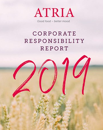 Corporate Responsibility Report 2019