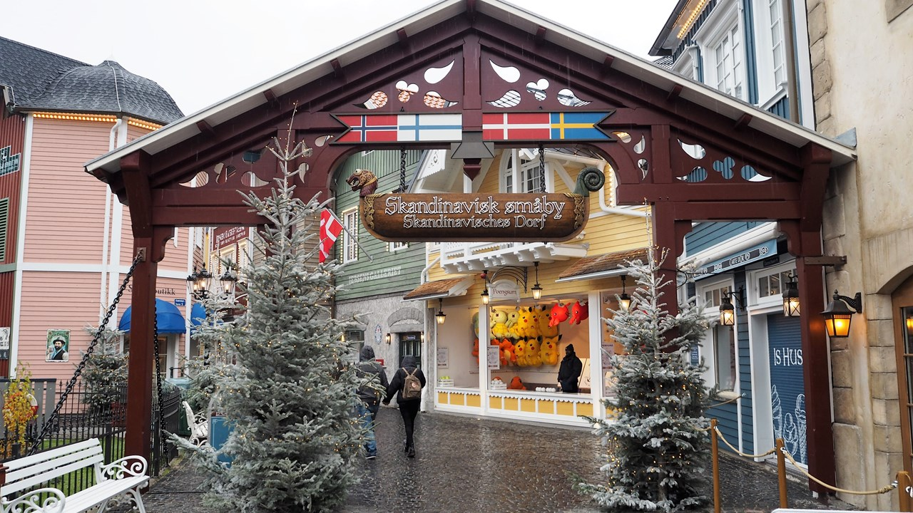 Finnish Christmas Flavors in Europa Park
